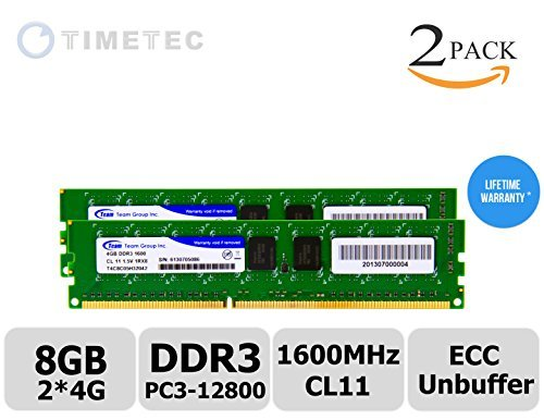 8GB DDR3 Memory for ASUS H87 Motherboard H87M-Plus PC3-12800 1600MHz Non-ECC Desktop DIMM RAM Upgrade PARTS-QUICK Brand