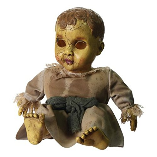 15-Inch Halloween Haunted House Spooky Doll With Sound For Party Decoration (Halloween Costum Ideas)