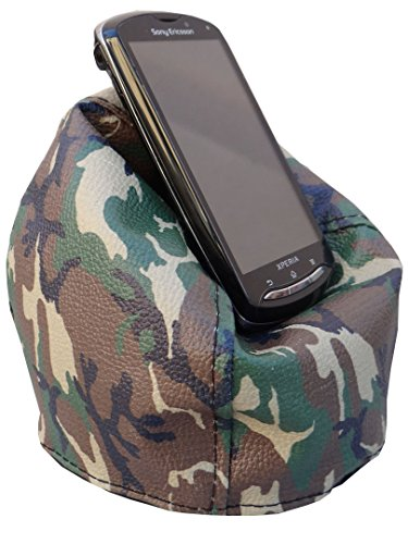 Printed Bean Bag Mobile Holder Camouflage