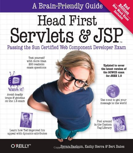 Head First Servlets and JSP: Passing the Sun Certified...