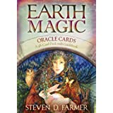 Earth Magic Oracle Cards: A 48-Card Deck and Guidebookby Steven D. Farmer
