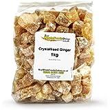 Ginger, Crystallised 1kg