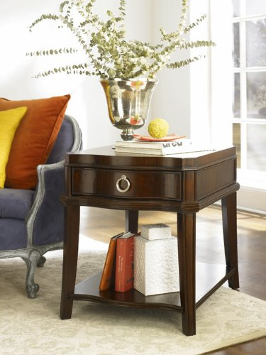 Cheap Hammary Pavilion Drawer End Table (169-915)