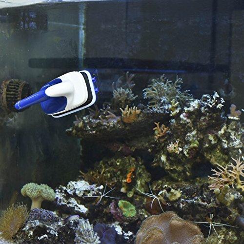 Newcomdigi brosse magn tique aquarium nettoyage aquarium for Accessoire aquarium