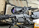 Armasight Vulcan 6X QS MG Compact Professional Night Vision Rifle Scope Gen 2+ Quick Silver White Phosphor with Manual Gain