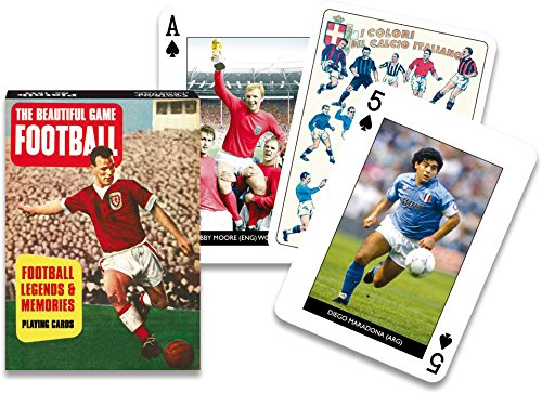 Piatnik Football Legends Playing Cards