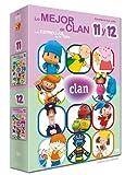 Lo Mejor De Clan - Volúmenes 11+12 [DVD] en Castellano