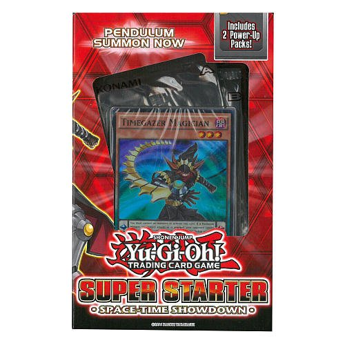 YUGIOH 2014 SUPER STARTER SHOWDOWN DECK - 1