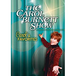 The Carol Burnett Show: Carol's Favorites (2DVD)
