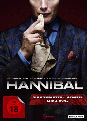 Hannibal - Die komplette 1. Staffel (4 Discs, Uncut)