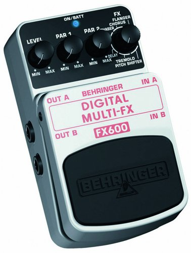 Behringer  FX600 Digital Stereo Multi-Effects