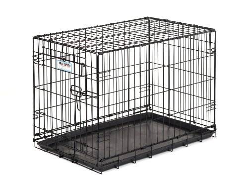 Precision Pet Black Provalu Crate 3000 30 In. X 19 In. X 21 In.