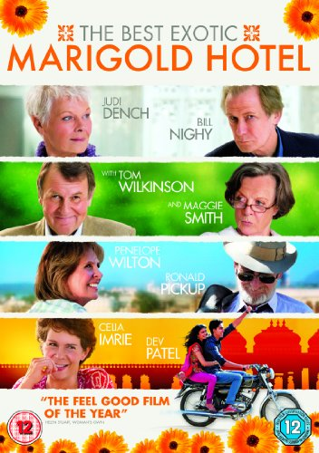 The Best Exotic Marigold Hotel[日本語字幕無][PAL-UK]
