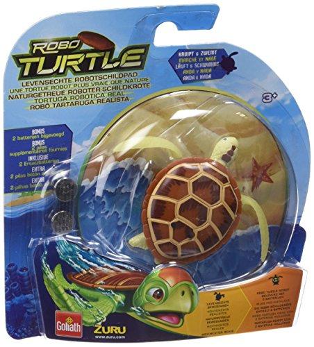 Goliath Toys 32840 - Tartaruga robot, nuota in acqua