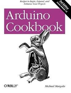 Arduino Cookbook from O'Reilly Media