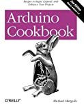 img - for Arduino Cookbook book / textbook / text book