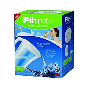 3M Filtrete Water Pitcher
