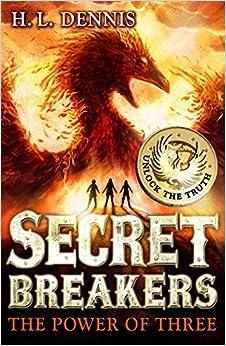 Secret breakers book 3
