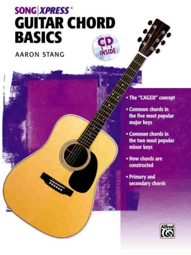 Guitar Chord Basics (Ultimate Beginner Series) (Book and CD)
