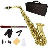 Cecilio AS-280L Saxophone Alto MiB Dor�