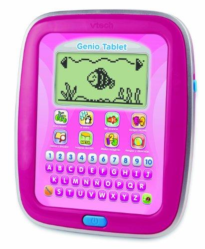 Vtech Ela - Genio Tablet Rosa  80-126557