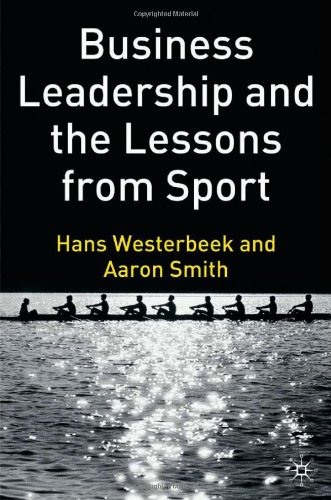 Business Leadership And The Lessons From Sport front-141491