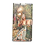 ECellStreet Limited Edition Premium Flip Case Cover Diary Folio Case Flip Cover For Sony Xperia T3 Girl