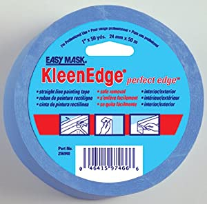 Easy Mask 256980 36mm X 50m Perfect Edge Kleen Edge Tape