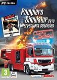 Pompiers Simulator 2013 - Interventions spéciales