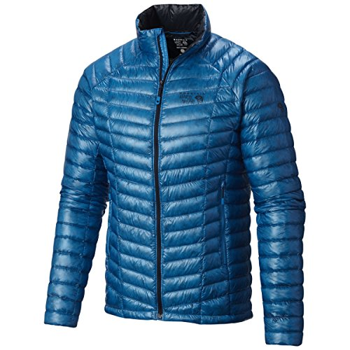 Mountain Hardwear Ghost Whisperer Piumino Uomo, Uomo, Ghost Whisperer, Dark Compass, S