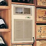 Breezaire WKL 1060 Wine Cooling Unit - 140 Cu. Ft. Wine Cellar