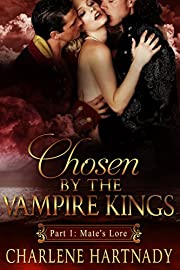 #1 Chosen by the Vampire Kings: BBW Romance (Chosen by the Vampire Kings series)