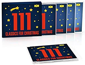 111 Classic Tracks For Christmas from Decca (UMO)