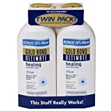Gold Bond Ultimate Healing Lotion - Total: 33.6 oz (2 X 16.8 oz)