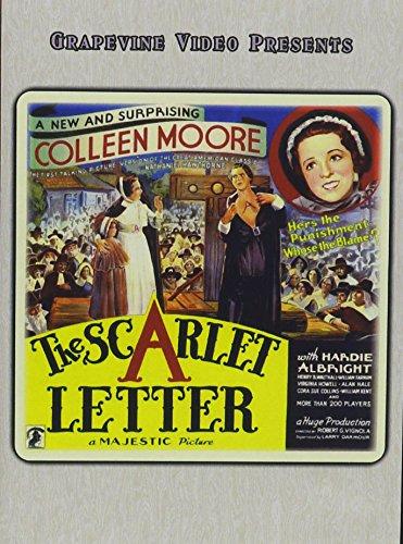 DVD : Scarlet Letter (1934) (DVD)
