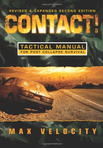 """[Manuel] (Préparation/défense) """"Contact!"""" de Max Velocity (2012) 51u3XmzTFmL"""