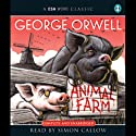 Animal Farm (       UNABRIDGED) by George Orwell Narrated by Simon Callow