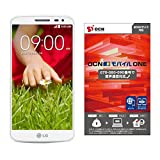 NTT Communications Corporation LG G2 mini【OCN モバイル ONE  音声通話+LTEデータ通信マイクロSIM付】 一括購入  LG-D620J