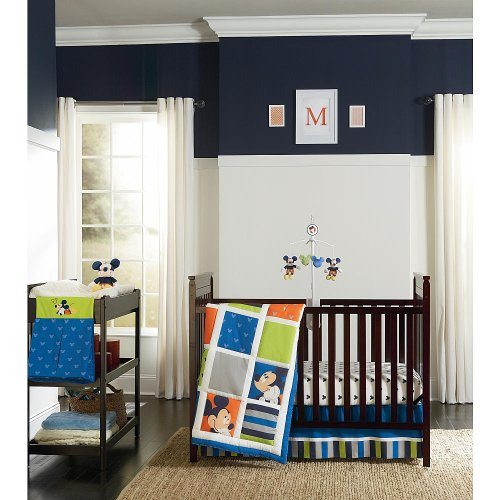 Disney Babies Crib Bedding