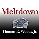 img - for Meltdown: A Look at Why the Economy Tanked and Government Bailouts Will Make Things Worse book / textbook / text book