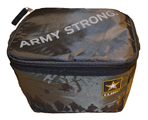 United States Army Insulated Cooler Tote - Army Strong - 1