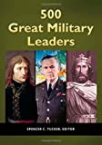 img - for 500 Great Military Leaders [2 volumes] book / textbook / text book