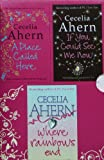 Cecelia Ahern Cecelia Ahern Box Set: If You Could See Me Now / Where Rainbows End / A Place Called Here