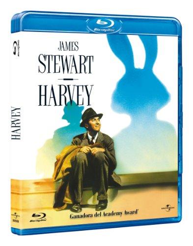 El Invisible Harvey [Blu-ray]