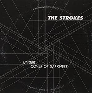 "The Strokes Threads & Grooves 7"" Vinyl + X-Large T-Shirt ""Under Cover Of Darkness"" / ""You're So Right"""