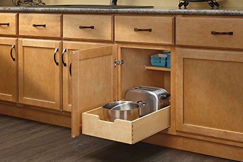 Rev-A-Shelf - 4WDB-15 -Wood Pullout Drawer