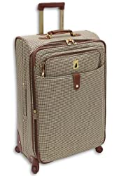 London Fog Luggage Chelsea 29 Inch 360 Expandable Upright Suiter