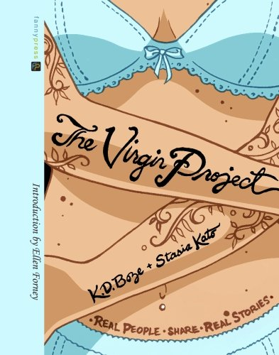 The Virgin Project: Real People Share Real Stories: A Comics Anthology