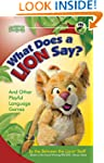 What Does a Lion Say