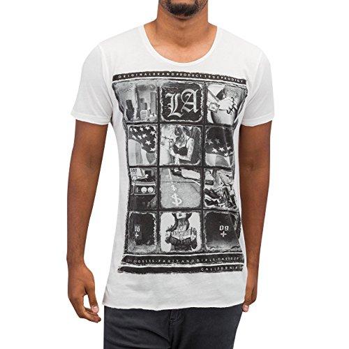 trueprodigy Uomo Maglieria / T-shirt Photoprint